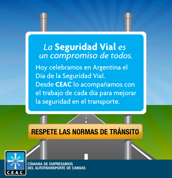 Día De La Seguridad Vial Ceac Cámara De Empresarios