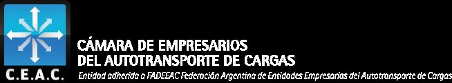 :: CEAC :: Cámara de Empresarios del Autotransporte de Cargas